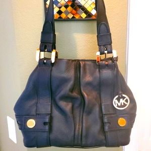 Michael Kors Harness Shoulder Bag